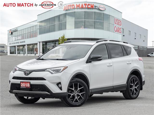 2018 Toyota RAV4 SE (Stk: U0781) in Barrie - Image 1 of 22