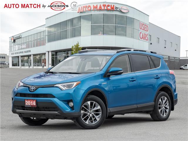2018 Toyota RAV4 Hybrid LE+ (Stk: U2662) in Barrie - Image 1 of 21