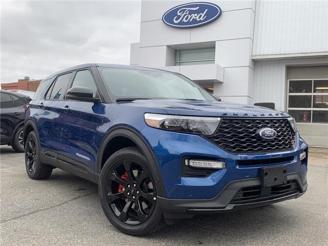 2021 Ford Explorer ST (Stk: 021027) in Parry Sound - Image 1 of 23