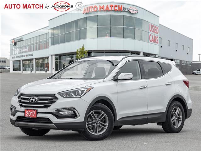 2017 Hyundai Santa Fe Sport  (Stk: U1414) in Barrie - Image 1 of 20