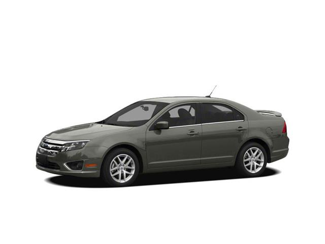 2011 Ford Fusion SEL (Stk: EDG028B) in Nisku - Image 1 of 1