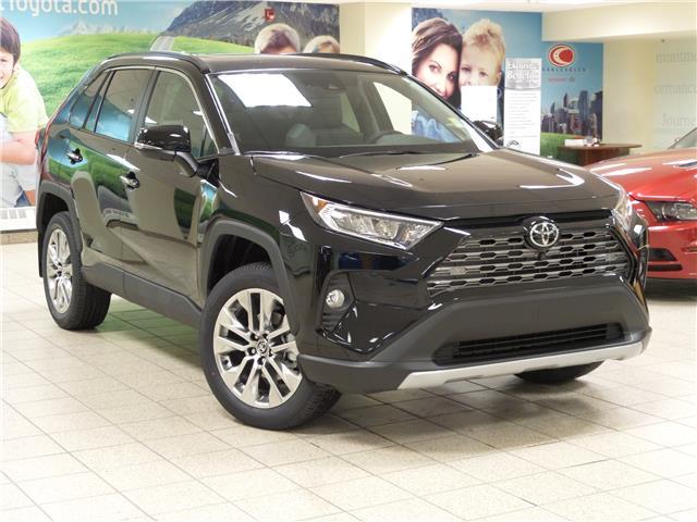 2021 Toyota RAV4 Limited (Stk: 210895) in Calgary - Image 1 of 21