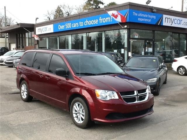 2020 Dodge Grand Caravan SXT Plus (Stk: 210329) in North Bay - Image 1 of 18