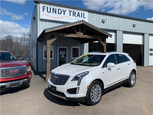 2019 Cadillac XT5 Platinum (Stk: 1923a) in Sussex - Image 1 of 12