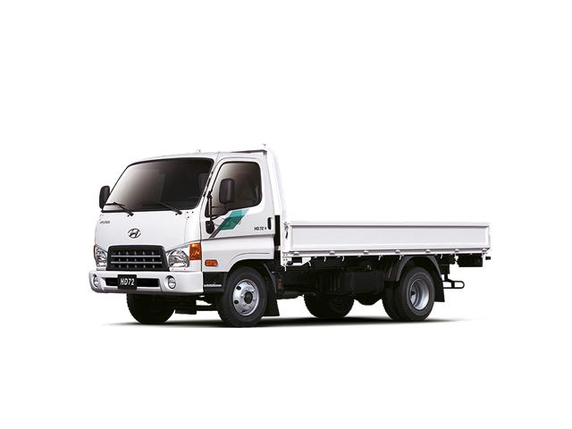 2021 Hyundai HD72 Dump Truck  (Stk: H0051) in Canefield - Image 1 of 3