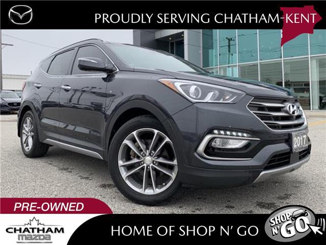 2017 Hyundai Santa Fe Sport 2.0T Ultimate (Stk: UM2604) in Chatham - Image 1 of 24