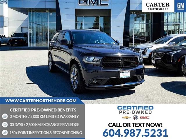 2015 Dodge Durango SXT (Stk: 975081) in North Vancouver - Image 1 of 30