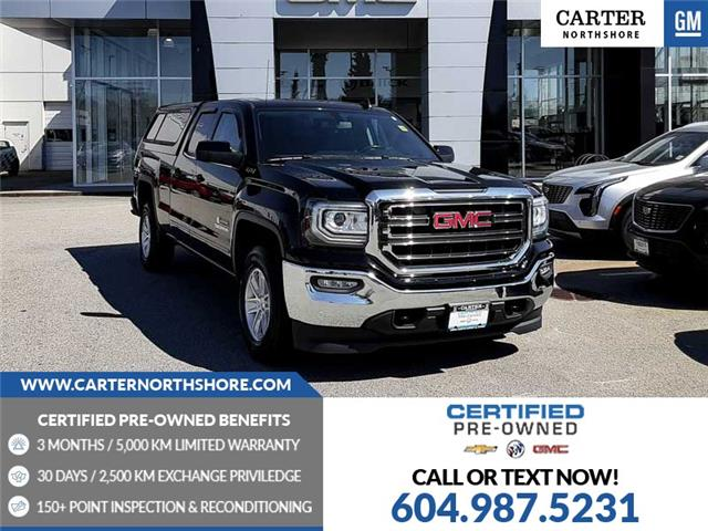 2017 GMC Sierra 1500 SLE (Stk: 1TB88471) in North Vancouver - Image 1 of 27