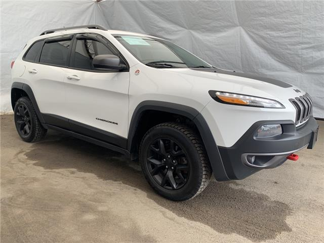 2015 Jeep Cherokee Trailhawk (Stk: IU2272) in Thunder Bay - Image 1 of 26