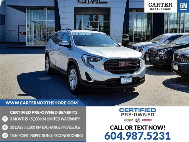 2018 GMC Terrain SLE (Stk: T54351) in North Vancouver - Image 1 of 28