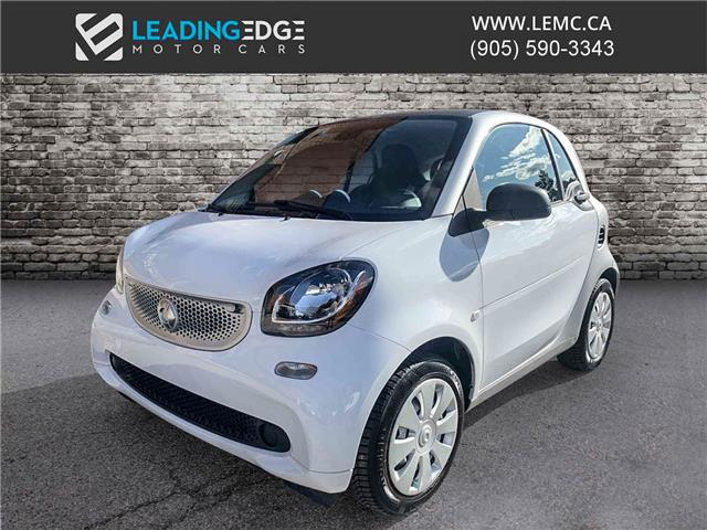 2016 Smart Fortwo Pure (Stk: 18037) in King - Image 1 of 13