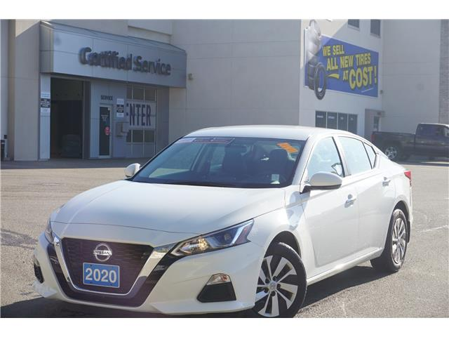 2020 Nissan Altima 2.5 S (Stk: P3658) in Salmon Arm - Image 1 of 25