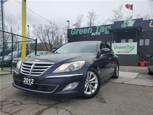 2012 Hyundai Genesis 3.8 (Stk: 5579) in Mississauga - Image 1 of 29