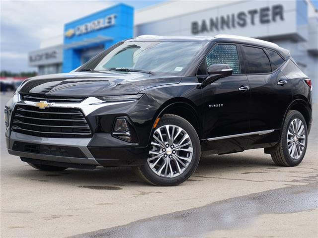 2021 Chevrolet Blazer Premier (Stk: 21-087) in Edson - Image 1 of 16