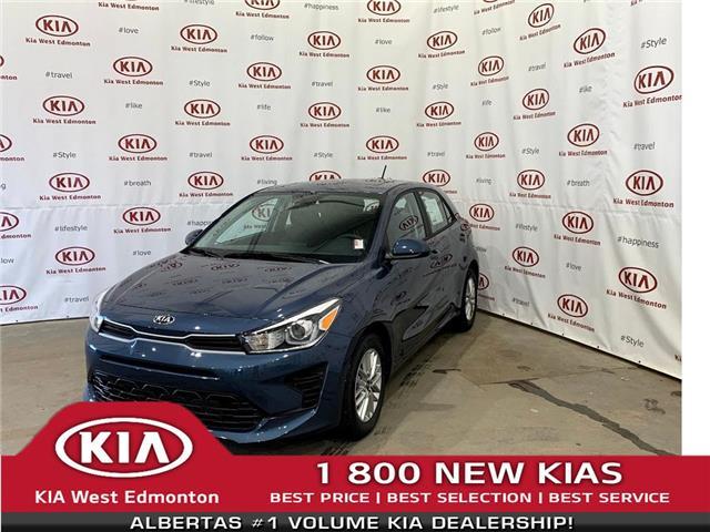 2021 Kia Rio LX Premium (Stk: 22802) in Edmonton - Image 1 of 23
