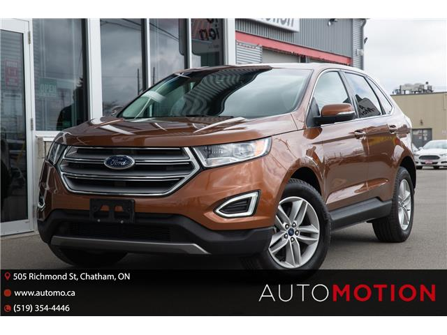 2017 Ford Edge SEL (Stk: 21571) in Chatham - Image 1 of 23