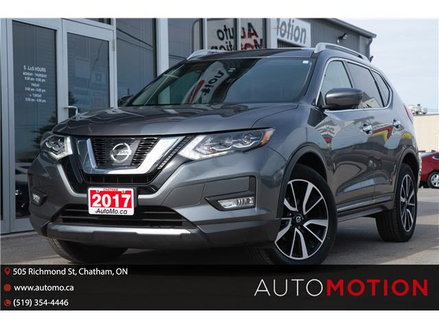 2017 Nissan Rogue  (Stk: 21528) in Chatham - Image 1 of 25