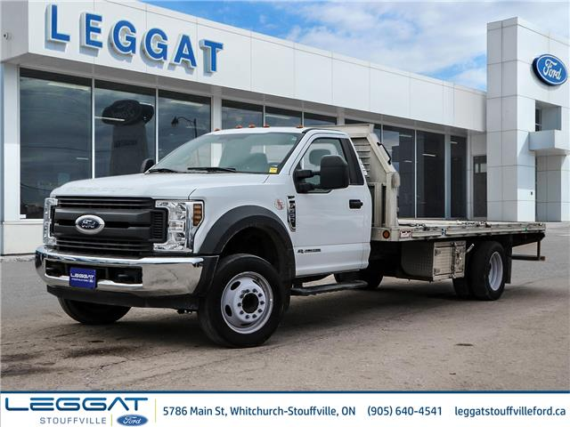 2018 Ford F-550 Chassis  (Stk: JEC14886) in Stouffville - Image 1 of 16