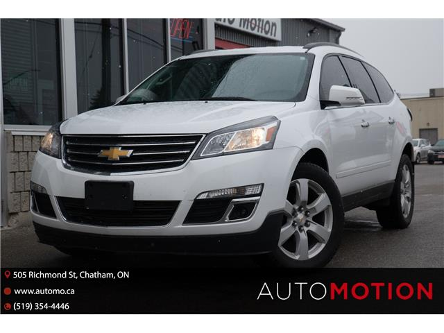 2016 Chevrolet Traverse 1LT (Stk: 21623) in Chatham - Image 1 of 23