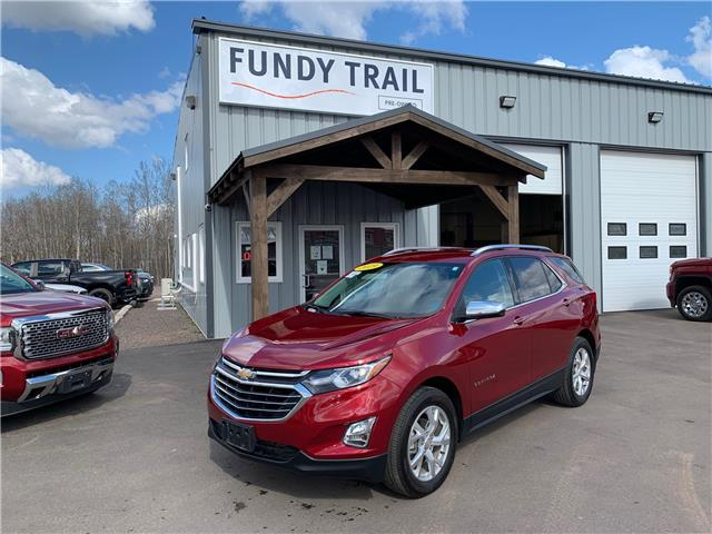 2019 Chevrolet Equinox Premier (Stk: 21115a) in Sussex - Image 1 of 10