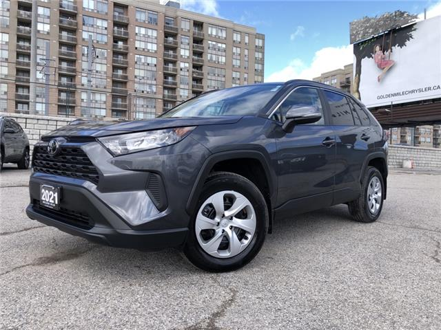 2021 Toyota RAV4 LE 2T3B1RFV1MW152092 P5310 in North York