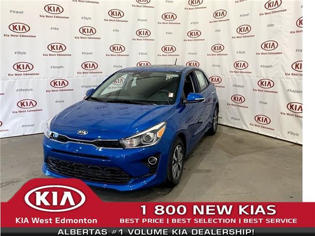 2021 Kia Rio EX Premium (Stk: 22940) in Edmonton - Image 1 of 25
