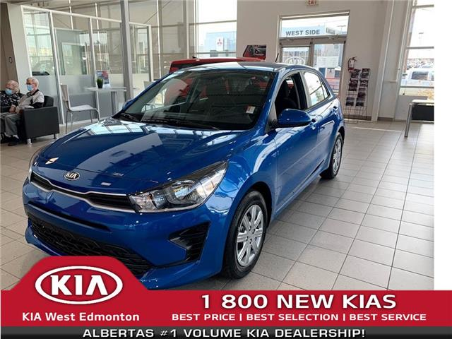 2021 Kia Rio LX+ (Stk: 22888) in Edmonton - Image 1 of 23