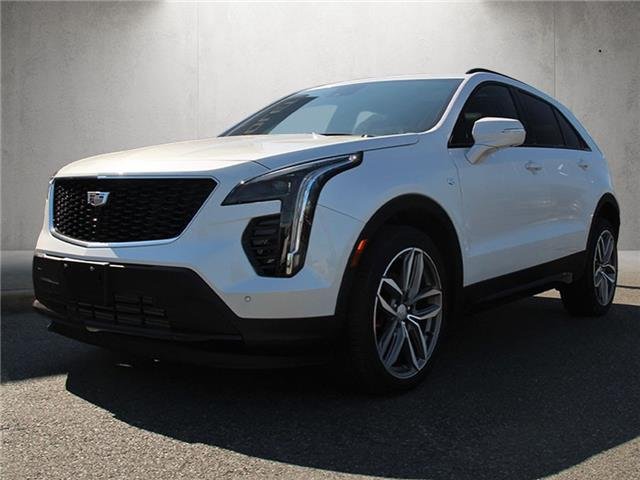 2021 Cadillac XT4 Sport (Stk: 219-2882) in Chilliwack - Image 1 of 14