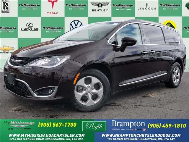 2017 Chrysler Pacifica Touring-L Plus (Stk: 21321B) in Mississauga - Image 1 of 28
