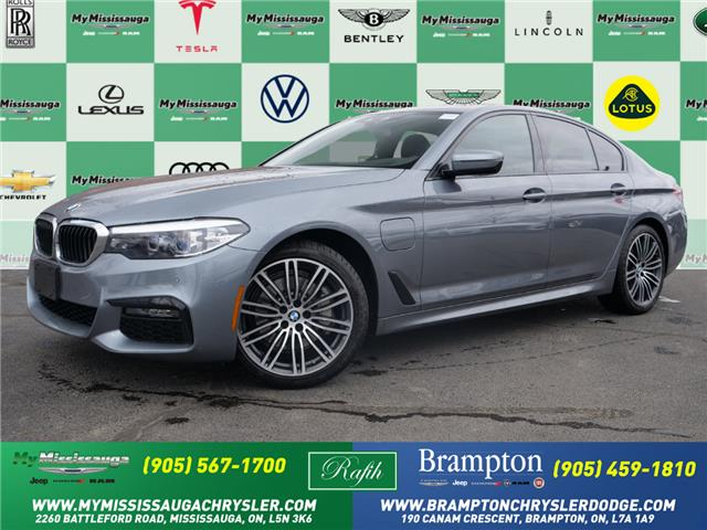 2020 BMW 530e xDrive iPerformance (Stk: 1446) in Mississauga - Image 1 of 28