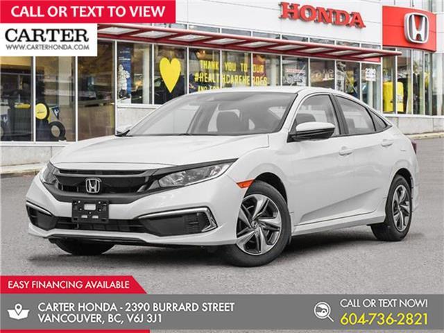 2021 Honda Civic LX (Stk: 3M97500) in Vancouver - Image 1 of 24