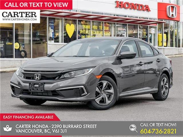 2021 Honda Civic LX (Stk: 3M18110) in Vancouver - Image 1 of 24