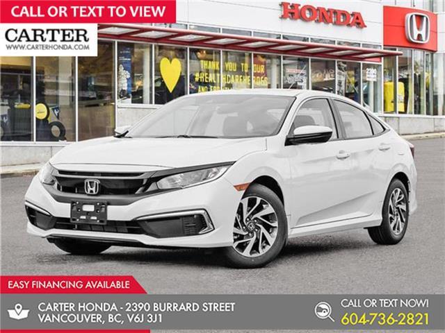 2021 Honda Civic EX (Stk: 3M21750) in Vancouver - Image 1 of 24