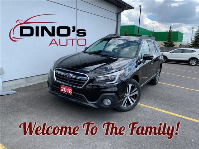 2018 Subaru Outback 3.6R Limited (Stk: DA290430) in Orleans - Image 1 of 30