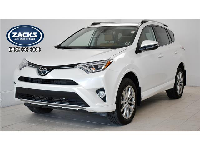 2018 Toyota RAV4  (Stk: 21446) in Truro - Image 1 of 40