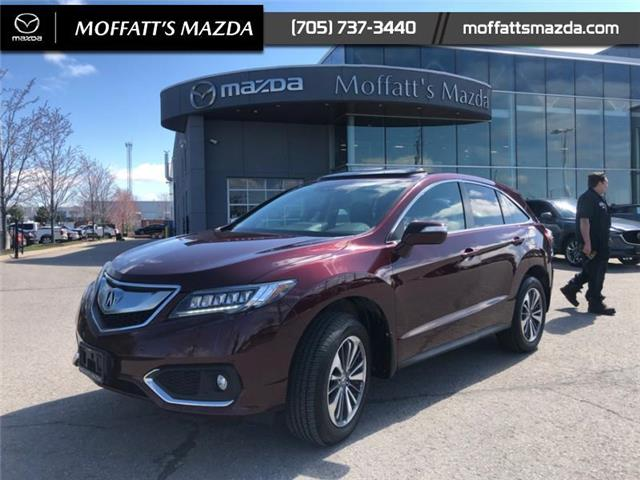 2018 Acura RDX Elite (Stk: P9072A) in Barrie - Image 1 of 22