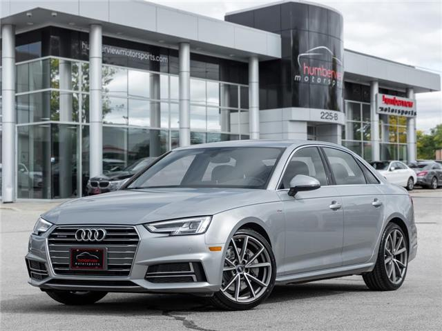 2017 Audi A4 2.0T Progressiv (Stk: 21HMS223) in Mississauga - Image 1 of 26