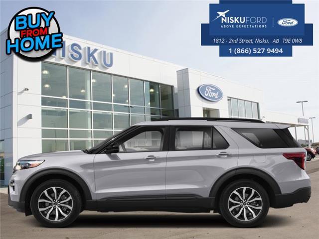 2021 Ford Explorer ST (Stk: EXP2116) in Nisku - Image 1 of 1