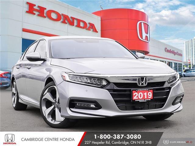 2019 Honda Accord Touring 1.5T 1HGCV1F97KA800447 21758A in Cambridge