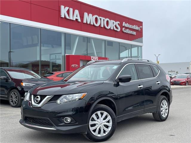 2016 Nissan Rogue  (Stk: 11207A) in Gatineau - Image 1 of 19