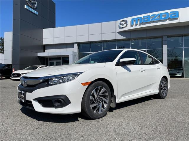 2017 Honda Civic EX (Stk: P4403) in Surrey - Image 1 of 15
