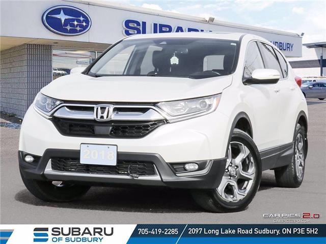 2018 Honda CR-V EX-L (Stk: S21185A) in Sudbury - Image 1 of 26