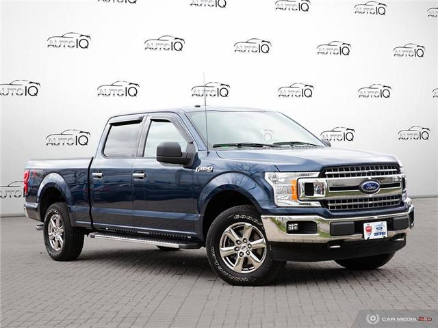 2018 Ford F-150 XLT (Stk: W0358A) in Barrie - Image 1 of 24
