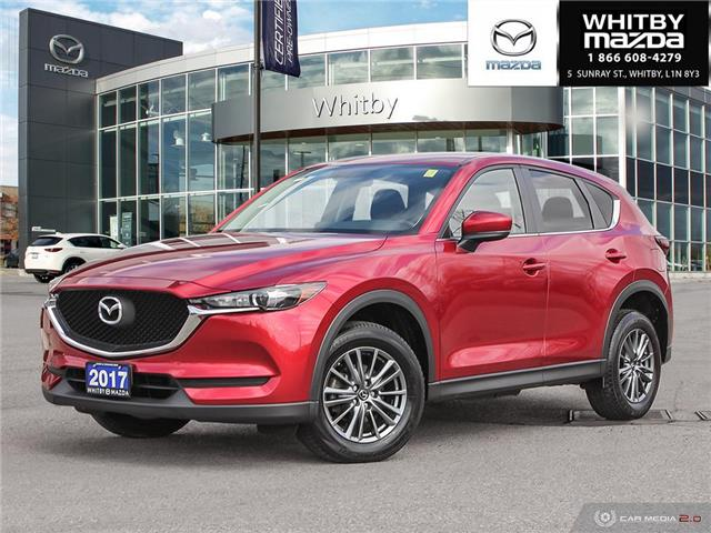 2017 Mazda CX-5 GX (Stk: 210422A) in Whitby - Image 1 of 27
