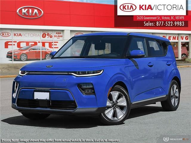 2021 Kia Soul EV EV Limited (Stk: SO21-334EV) in Victoria - Image 1 of 23
