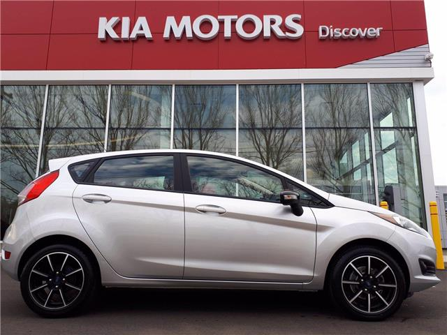 2019 Ford Fiesta SE (Stk: X5050A) in Charlottetown - Image 1 of 9