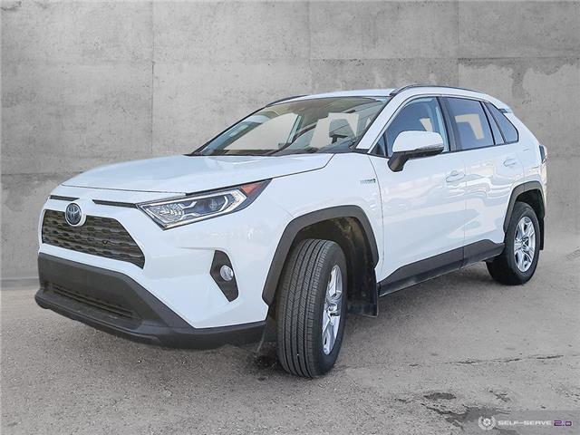 2020 Toyota RAV4 Hybrid XLE (Stk: 20127) in Dawson Creek - Image 1 of 24