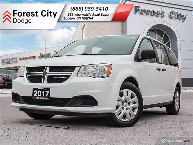 2017 Dodge Grand Caravan CVP/SXT (Stk: DT0074) in Sudbury - Image 1 of 26