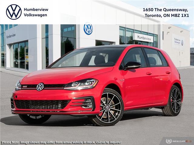 2021 Volkswagen Golf GTI Autobahn (Stk: 98543) in Toronto - Image 1 of 22
