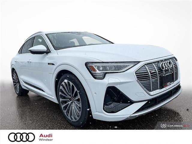 2021 Audi e-tron 55 Technik (Stk: 21152) in Windsor - Image 1 of 30